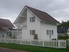 Дом  У Ладоги