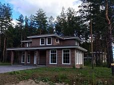 Пригородный  дом