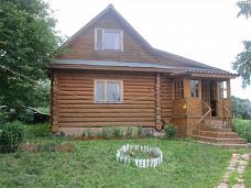 Новый  дом в деревне