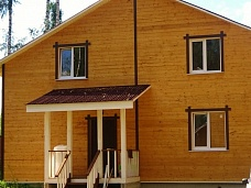 Дом  в п.Некрасовский