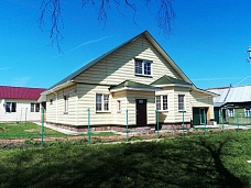 Дом  в п. Уваровка