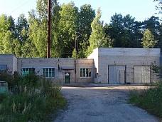 0,82  га в Усть-Луге +здание 386 кв м
