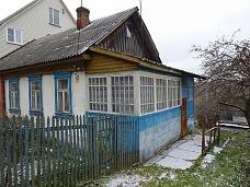 Часть  дома в п. Зверосовхоз