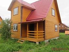 Симпатичный  дружелюбный домик в обжитой