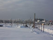 Участок  в деревне Кискелово