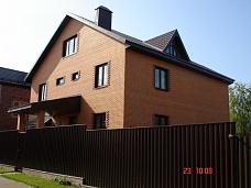 Кирпичный  дом 333 кв.м. 23 км от МКАД