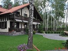 Дом  под ключ 510 кв.м., Калужское ш., 25