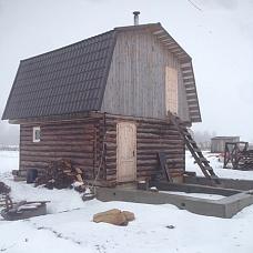 Дом  в д. Курковицы