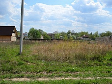 Участок  12 соток в п. Малино, Ворошилова