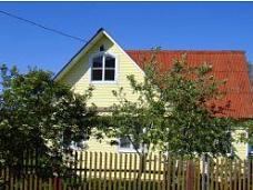 Дом  в садоводстве
