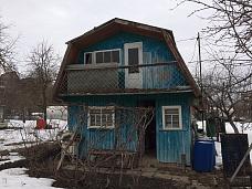Дача  на берегу Москва-реки
