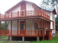 Жилой  дом 200 кв.м. пгт. Рощино