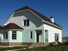 2-Этажный  дом, 200 кв.м., д.Уварово
