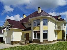 2-Этажный  дом, 325 кв.м.,д. Уварово