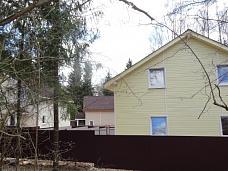 Продается  новый дом в п.Деденево