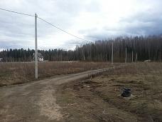 Деревня  Повадино 12 соток