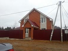 Дом  170 м2 в д. Меленки