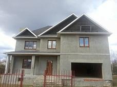 Деревня  Похлебайки, КП Берег, дом 402 м2
