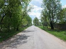 Участок  11 соток в поселке Михнево