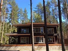 Продам  дом на берегу озера