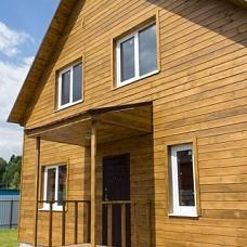 Новый  дом готовый к ПМЖ