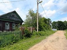 Деревенский  дом в д.Карпово