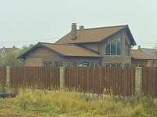Нарядный  Дом высокого качества постройки