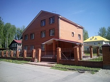 Коттедж  389 кв.м. с. Виноградово Дарьин