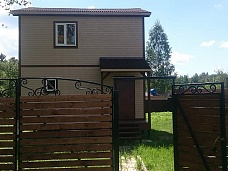 Новая  дача в Талдомском районе