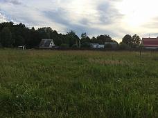 Земельный  участок в д.Румянцево