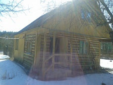 Дача  СНТ Мин-Вуз в сосновом лесу