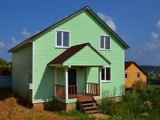 Новый  дом в д.Животино