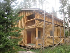 Зимний  дом Немятово-2 ДНП Рыбацкая дерев