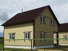 Великолепный  зимний дом!