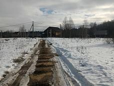 Участок  в д. Морозово, Дмитровский р-н
