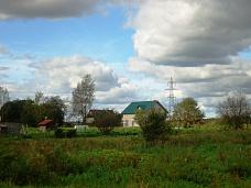 Земельный  участок 50 соток в деревне