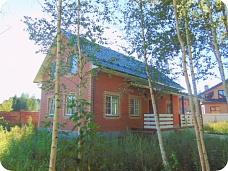 Дом  160 м2 на участке 6 соток.