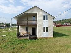 Дом  120 м2 в д. Дулепово