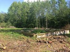 Земельный  участок в поселке Мельниково