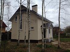 Новый  дом под отделку