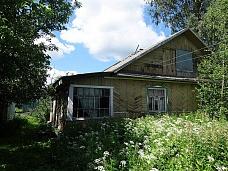 Дом  с пропиской в жилой деревне