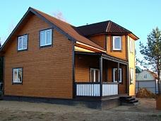 Агалатово  новый дом в СНТ «Кордон»