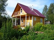 Жилой  дом 90м2, 30км от С-Пб