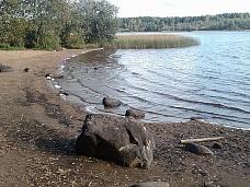 Участок  рядом с Озером ИЖС