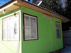 2-Эт.  жилой дом в  п. Лебедевка.