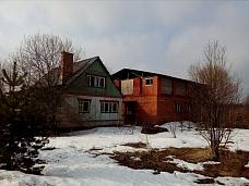 Дом  и участок в Сергиево-Посадском р.