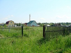 Участок  в  5 км от г. Бронницы