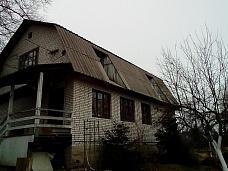 Участок  с зимним домом и баней