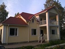 Дом  в д. Хлевино