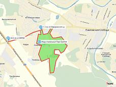 Пром  земля в Индустриальном Парке Балтия
